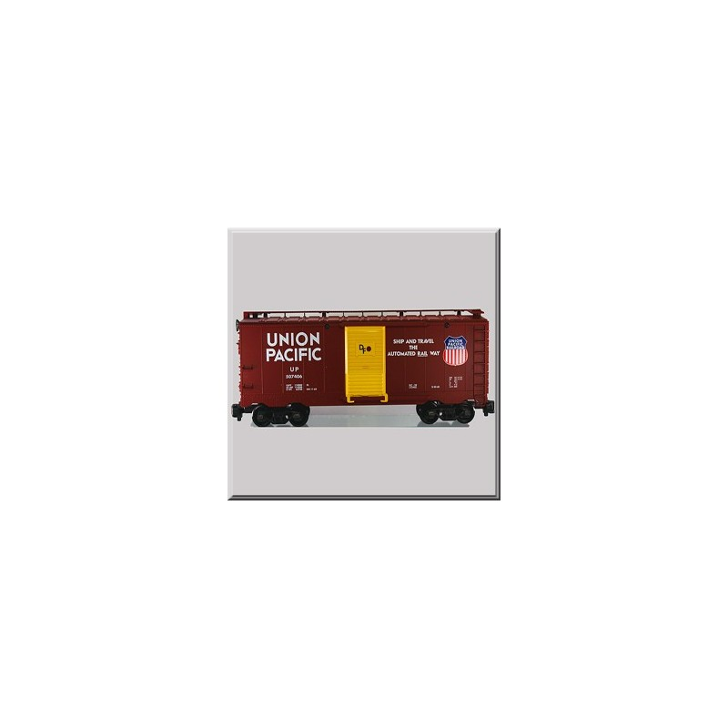 LIONEL 87016 UNION PACIFIC BOXCAR