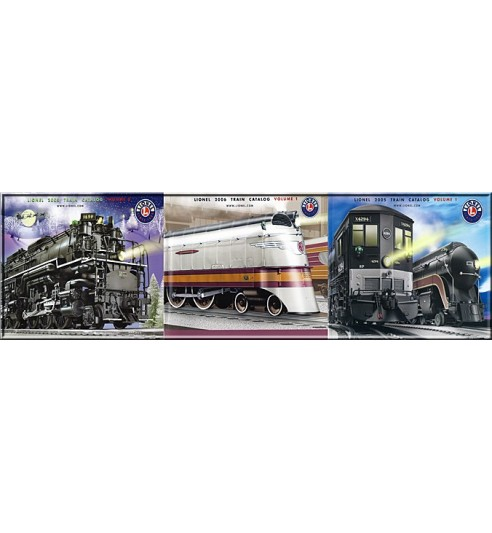 Lionel Trains Catalogs