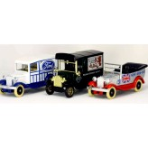 <p>Former Matchbox employee Jack Odell formed Lledo in 1982, the first models were released under the Days Gone name. We only sell the original early 80's DAYS GONE Brand. The promotional models were mostly produced in limited edition runs of 500 or 1000 models.</p>