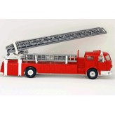 <p>Model Power Fire Fighters Series diecast metal, scale 1:48 fire engine and ladder trucks.</p>