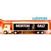 <p><br />Winross was a diecast model truck producer based in Churchville, New York. Winross pioneered 1/64 scale promotional model semi-tractor-trailer trucks. The trucks were known for their wide variety of logos and promotional ads on their sides.</p>