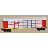 <p>Automobile Carrier is a popular freight car. Produced for over a decade, it is available in several variations, almost all of which are desireable and collectable.</p>
