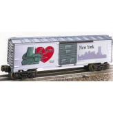 <p>The boxcar is the most recognizable freight car on any railroad. Variations make them very collectable.</p>
