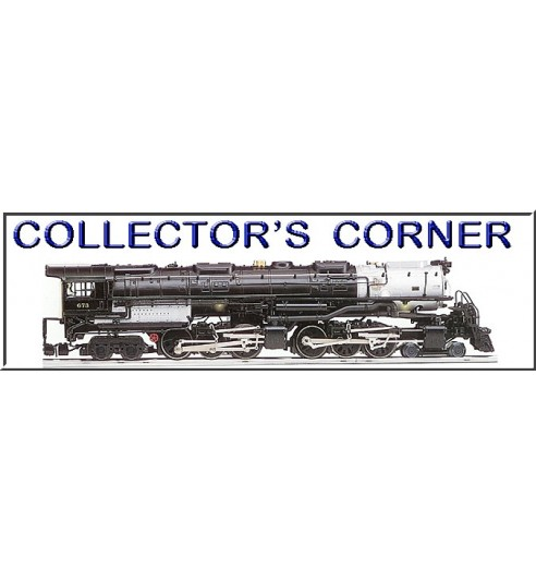 Collector's Corner