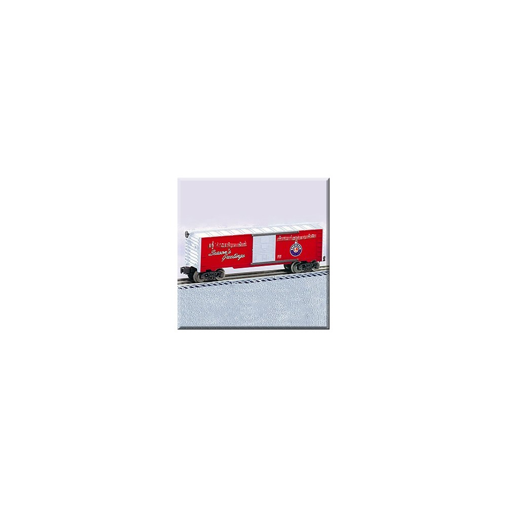 LIONEL 36790 CHRISTMAS MUSIC BOXCAR
