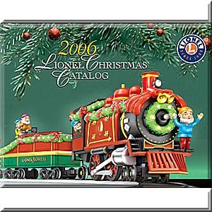 Lionel Christmas Train.Lionel Classic Trains Christmas 2006 Catalog Toy Train Factory Outlet