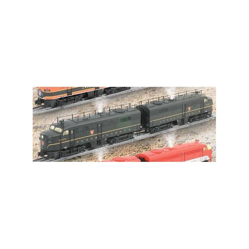 Lionel 38176 Pennsylvania Alco Fa 2 Diesel A A Locomotives With