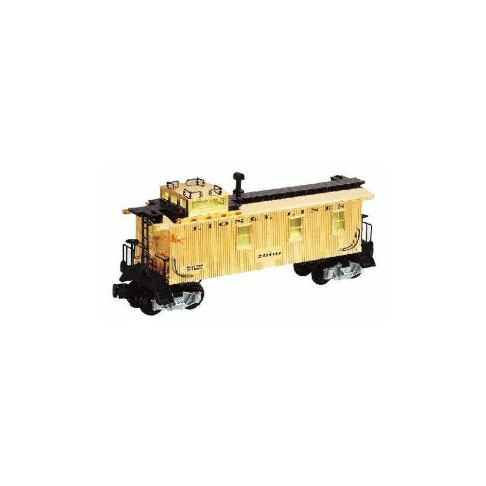 100TH ANNIVERSARY GOLD CABOOSE