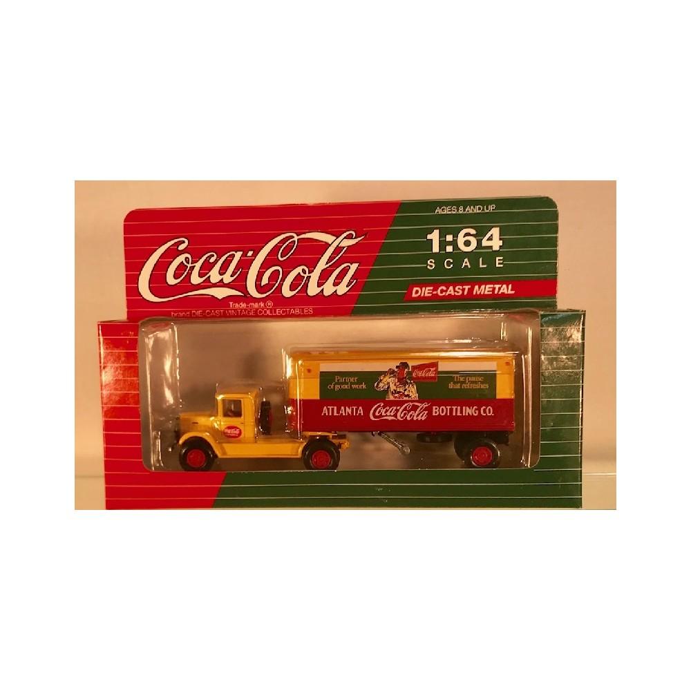 Coca Cola Atlanta Bottling Company Vintage Tractor Truck Vehicle
