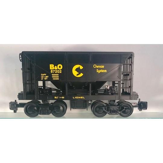 lionel 87202 b and o ore car